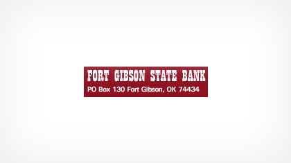 Fort Gibson State Bank logo