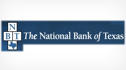 The National Bank of Texas At Fort Worth logo