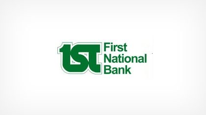 The First National Bank of Mcgehee logo