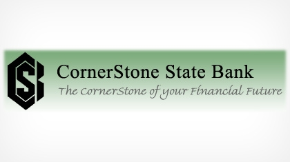 Cornerstone State Bank logo