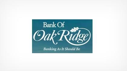Bank of Oak Ridge (Oak Ridge, NC) logo