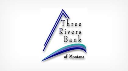 Three Rivers Bank of Montana logo