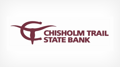 Chisholm Trail State Bank logo