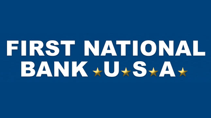 First National Bank Usa logo