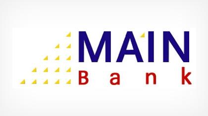 Main Bank logo