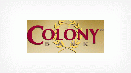 Colony Bank logo