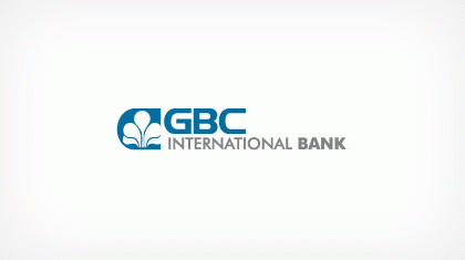 Gbc International Bank Logo