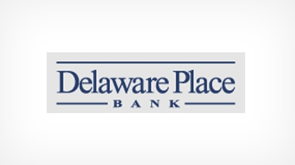 Delaware Place Bank Logo