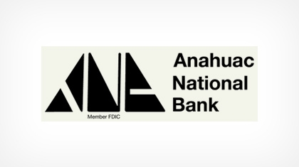 Anahuac National Bank logo