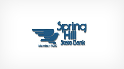 Spring Hill State Bank logo