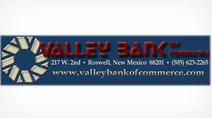 Valley Bank of Commerce logo
