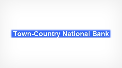 Town-country National Bank Logo