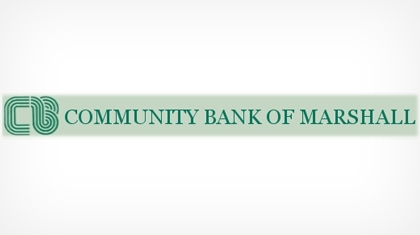 Community Bank of Marshall Logo