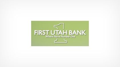 First Utah Bank logo
