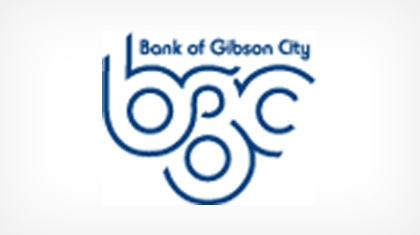 Bank of Gibson City Logo