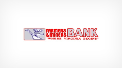 Farmers and Miners Bank logo