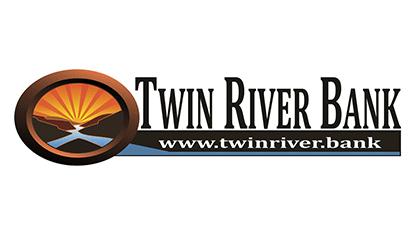 Twin River Bank logo