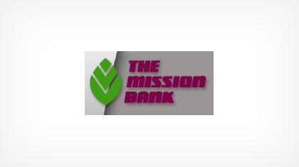 The Mission Bank logo