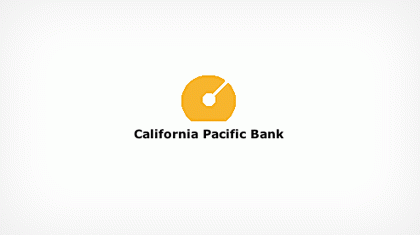 California Pacific Bank logo