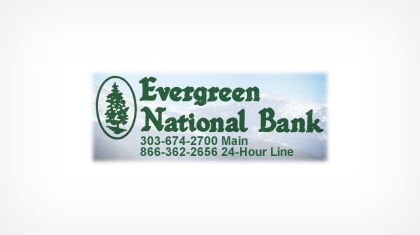 Evergreen National Bank logo