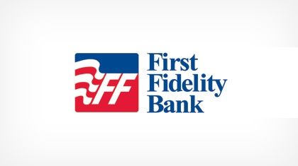 First Fidelity Bank, National Association logo