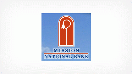 Mission National Bank logo