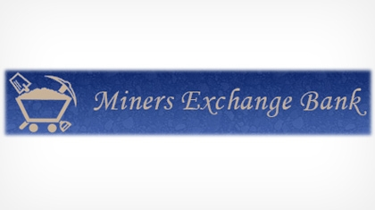 Miners Exchange Bank logo