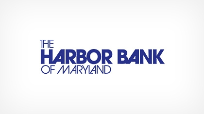 The Harbor Bank of Maryland logo