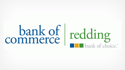 Redding Bank of Commerce logo