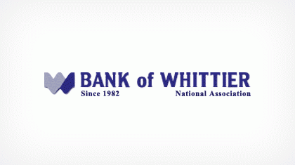 Bank of Whittier, National Association logo