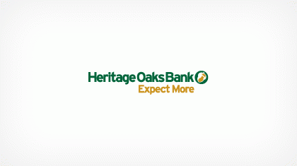 Heritage Oaks Bank logo