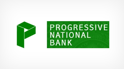 Progressive National Bank of Desoto Parish logo