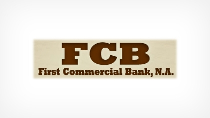 First Commercial Bank, National Association logo