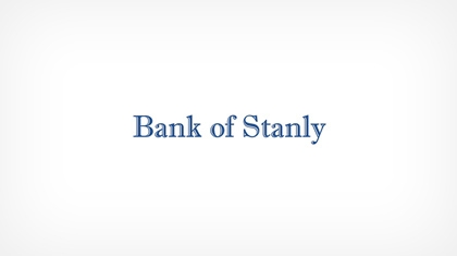 Bank of Stanly logo