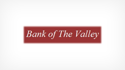 Bank of the Valley logo