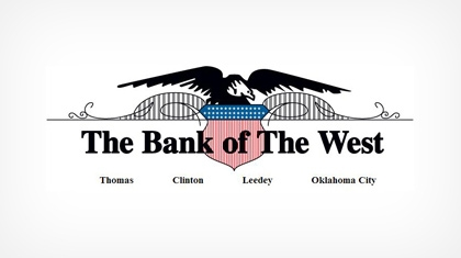 The Bank of the West logo