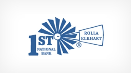 First National Bank of Elkhart logo