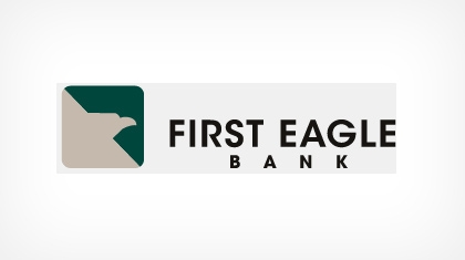 First Eagle  Bank Logo