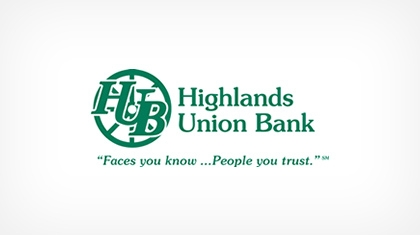 Highlands Union Bank logo