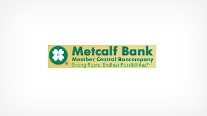 Metcalf Bank logo