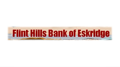 Flint Hills Bank of Eskridge logo