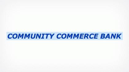 Community Commerce Bank logo