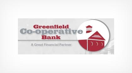 Greenfield Co-operative Bank logo