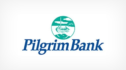 Pilgrim Co-operative Bank logo
