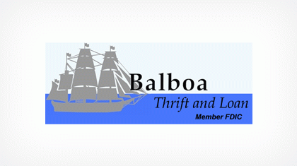 Balboa Thrift and Loan Association logo