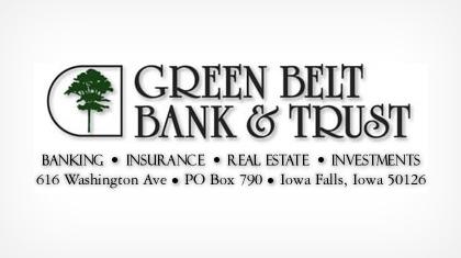 Green Belt Bank & Trust logo