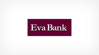 Evabank logo