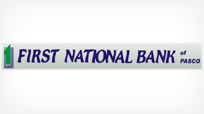 First National Bank of Pasco logo