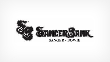 Sanger Bank Logo