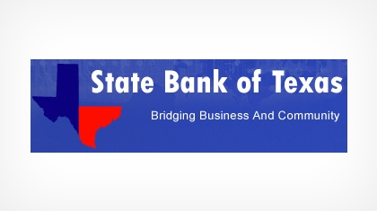 State Bank of Texas logo